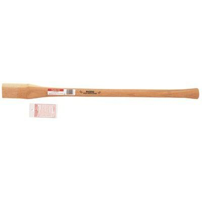 True Temper 2036800 36-Inch Double Bit Axe Hickory Replacement Handle