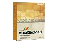 Microsoft Visual Studio .NET 2003 Professional Special Edition [Old Version]