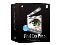 Final Cut Pro 3.0
