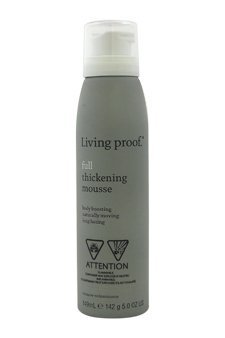 Living Proof Full Thickening Mousse for Unisex, 5 Ounce by Living Proof
