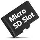 Micro SD Card Slot