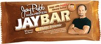 Jay Robb Jay Bar Fudge Brownie Made With Whey Protein With 14 Grams Of Protein