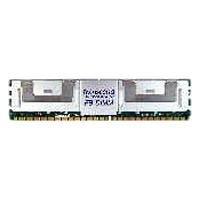 【クリックで詳細表示】Transcend 1GB DDR2 667 FB-DIMM 5-5-5. 2Rank(64Mx8/CL5) TS128MFB72V6J-T