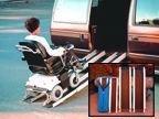Wheelchair Track 10' Van Ramp
