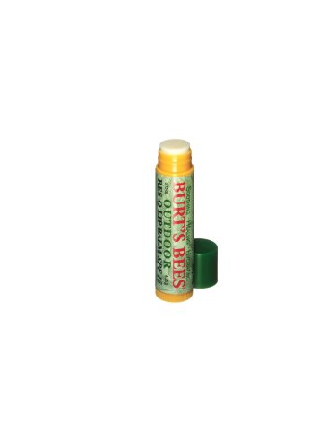 Burt's Bees Res-Q Lip Balm SPF 15, .15-Ounce Tubes (Pack of 4)