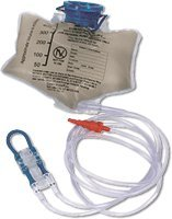 Cheap Infinity 500Ml Bag W/Attached Set Pump Set (UHS-QZINF0500)