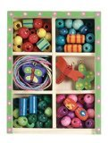 Bead Bazaar Nature Friends Mini Bead Box - 1