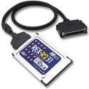 ラトックシステム UltraSCSI PcCard(ハーフピッチピン50Pinケーブル REX-R231P