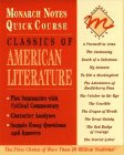 Classics of American Literature (Monarch Notes Quick Course)