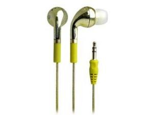 Zumreed Zhp-006 Tone Classic Style Stereo Earbuds, Gold
