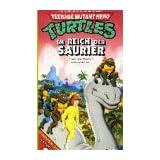 """Teenage Mutant Hero Turtles - Im Reich der Saurier [VHS]von """"Murakami Wolf Svenson"""""""