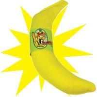 Yeowww! 100% Organic Catnip Toy Assortment (banana, cigar, pumpkin, candy cane)
