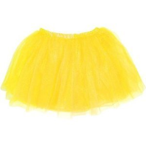 Amazon.com: Adult Ballet Tutu Yellow: Clothing
