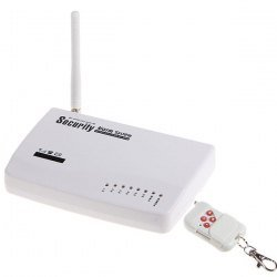 New Smart Wireless Security Alarm System  SOS...