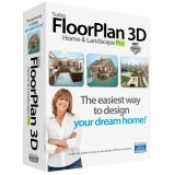 Floorplan 3D Home and Landscape Pro V15