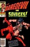 Daredevil Comic #202 Jan (202)