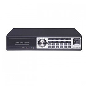 GV 32CH H.264 960fps Security CCTV Surveillance Network DVR Support Mobile Phone Monitoring(Black)