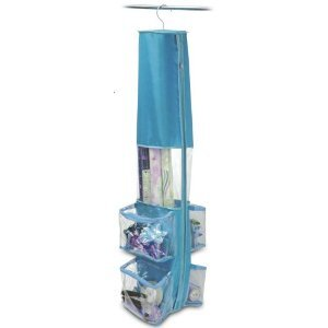 Gift Wrap Storage Bag - Colors May Vary
