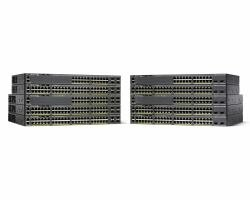 Cisco Catalyst 2960X-48LPD-L Ethernet Switch - 48 Ports - Manageable - 12 x POE - 12 x POE+ - 24 x RJ-45 - 2 x Expansion Slots - 10/100/1000Base-T - PoE Ports - Rack-mountable * WS-C2960X-48LPD-L