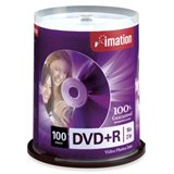 Memorex DVD plus R 16x 4.7GB 100 Pack Spindle Printable
