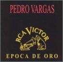 echange, troc Pedro Vargas - Epoca De Oro