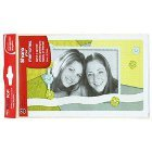 GBC PhotoPop Self Seal Framed Photo Pouches Scrapbook Theme – 3pk