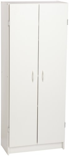 Pantry Cabinet: Pantry Cabinet White with Large Door Cabinet ...