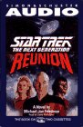 img - for Star Trek: The Next Generation: Reunion book / textbook / text book