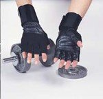 Golds Gym Max Lift Training Gloves (X Large)