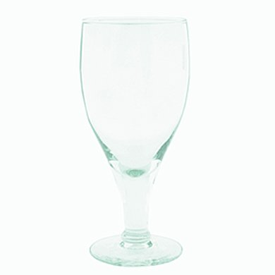 Grehom Recycled Glass Wine Glasses Large (Set