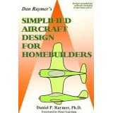 Simplified Aircraft Design for Homebuildersby Daniel P. Raymer