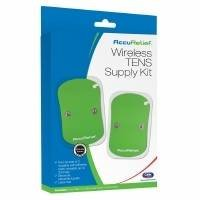 AccuRelief-Wireless-Remote-TENS-Supply-Kit-Replacement-Pads-4-pr-Pack-of-2