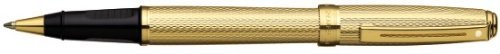 Sheaffer Prelude Barleycorn Pattern 22k Gold Plate with 22k Gold Plate Trim Rollerball (Sheaffer Prelude Gt compare prices)