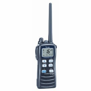 Icom IC-M72 220v Hand-Held VHF Radio