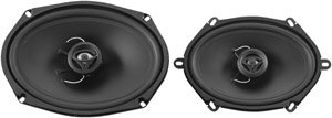 "Hed Series 2Way Unified Component Speaker System (6"" X 9"")"