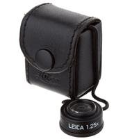 Leica Viewfinder Magnifier 1.25x Black – Magniefies The Viewfinder Image By 25%