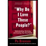 Why Do I Love These People?- Understanding, Surviving, & Creating Your Own Family (05) by Bronson, Po [Paperback (2006)] (0436205319) by Bronson, Po
