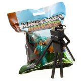 Official Minecraft Exclusive ENDERMAN Toy Action Figure Hanger - 1