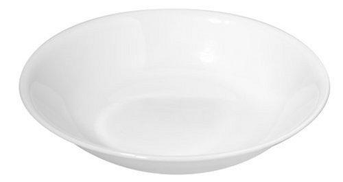 Corelle Livingware 20-Ounce Salad/Pasta Bowl, Winter Frost White
