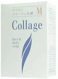 コラージュ M石鹸 100g