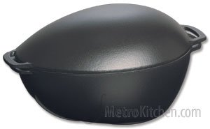 Staub 6t. Family Mussel Pot (Black Matte) 1103023
