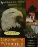 Government in America (Brief Version) (Study Edition)
