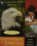 Government in America (Brief Version) (Study Edition)