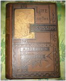 Image of Life on the Mississippi (Illustrated 1883 1st ed., 1st printing)