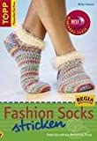 Fashion Socks stricken-