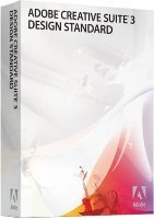 Adobe Creative Suite CS3 Design Standard ME Middle East Arabic & Hebrew Upgrade