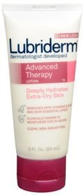 Advanced Therapy Lotion for Extra Dry Skin, 3 oz by Lubrider