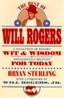 img - for The Best of Will Rogers book / textbook / text book