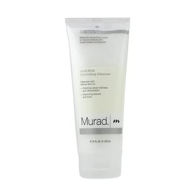 Murad Advanced Performance Skincare - Aha/Bha Exfoliating Cleanser 200 Ml/6.75 Oz