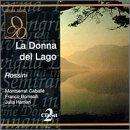 Rossini - La Donna del Lago / Caballé, Bonisolli, Hamari, Bottazzo